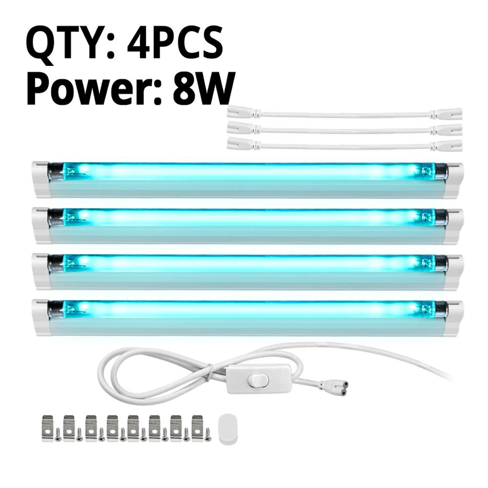UV-C Ultraviolet Quartz Lamp Sterilizer