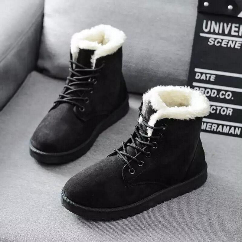 Women Winter Snow Boots