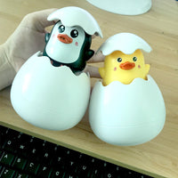 Hatching Egg Bath Toy