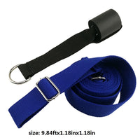 Door Stretching Strap with Loops