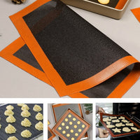 Perforated Silicone Non-Stick Baking Mat