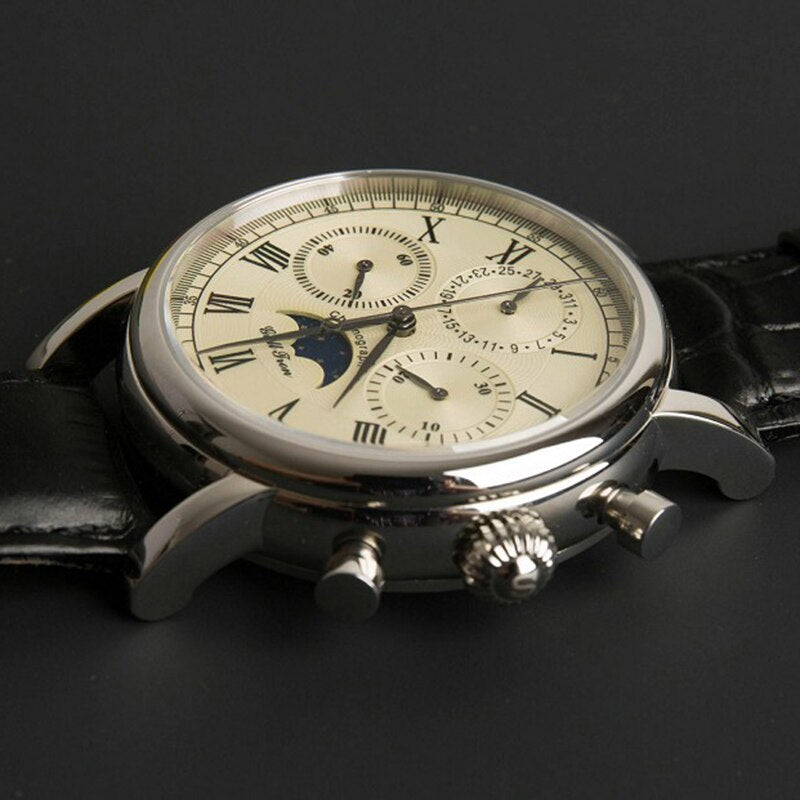Chronograph Mechanical Watch