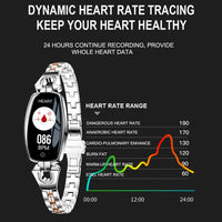 Heart Rate Monitoring Smart Watch