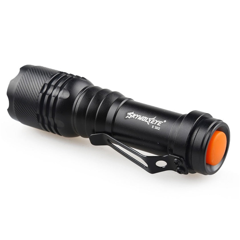 3 Modes LED Flashlight