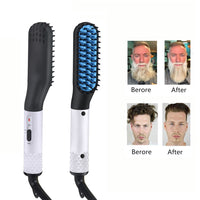 Multifunctional Hair Comb Straightener