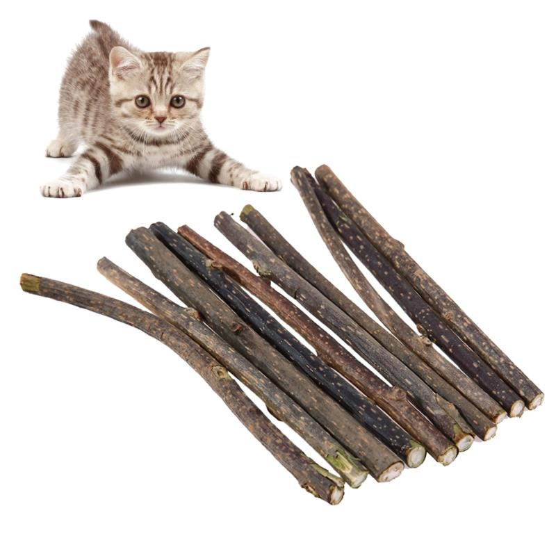 Natural Branch Cat Snacks