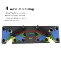 9in1 Body Push Up Board