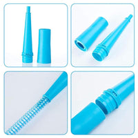3pcs Dryer Lint Vacuum Hose