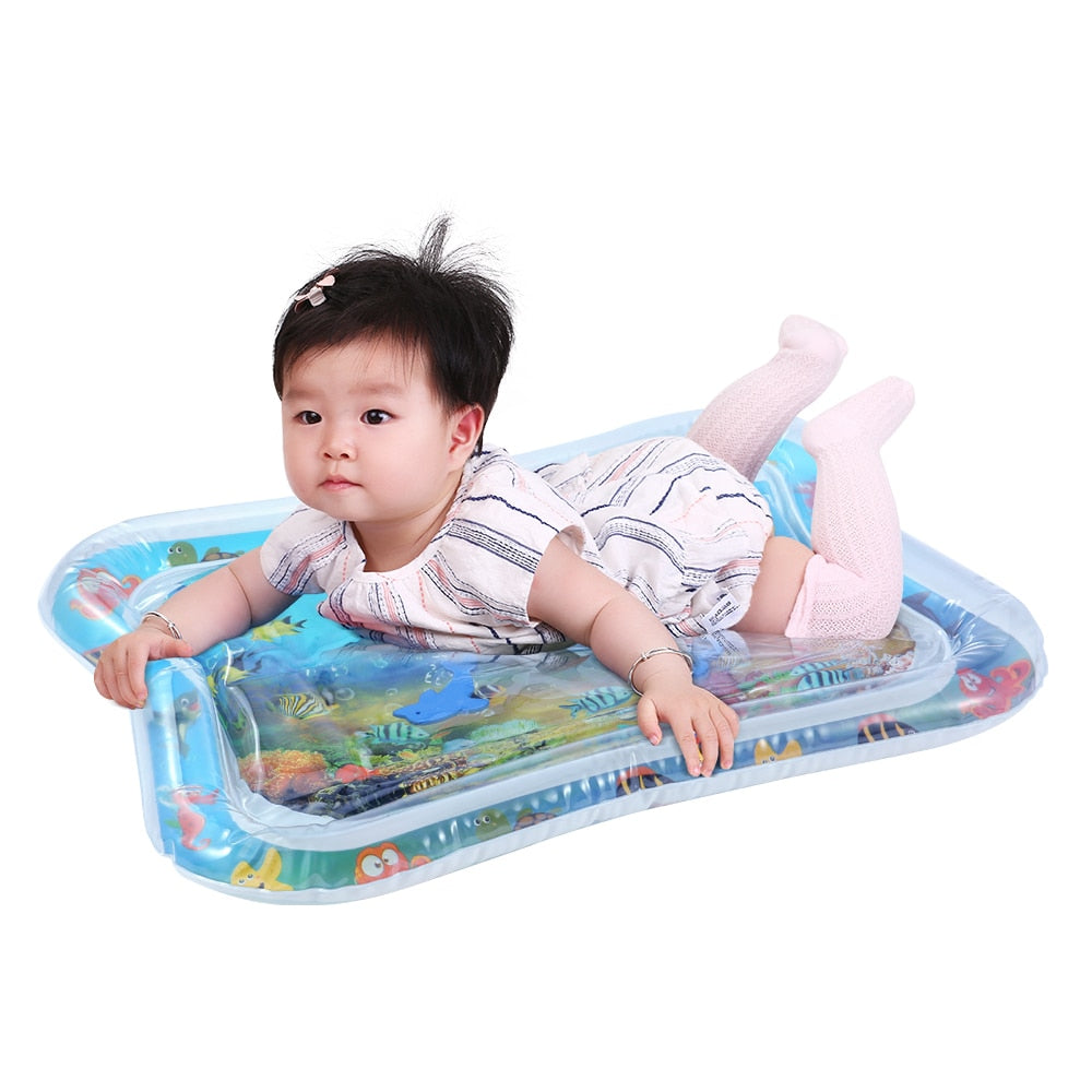 Water Baby Play Mat