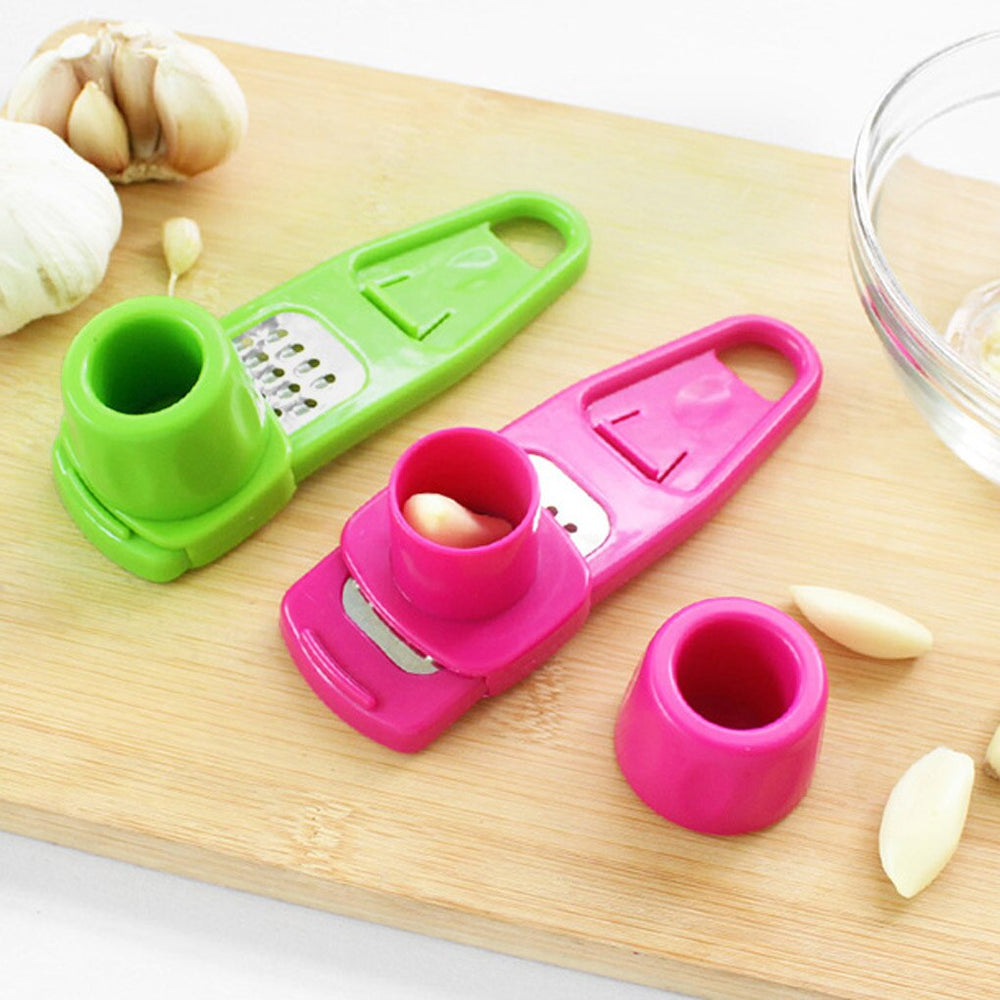 Stainless Steel Garlic Grater/Grinder
