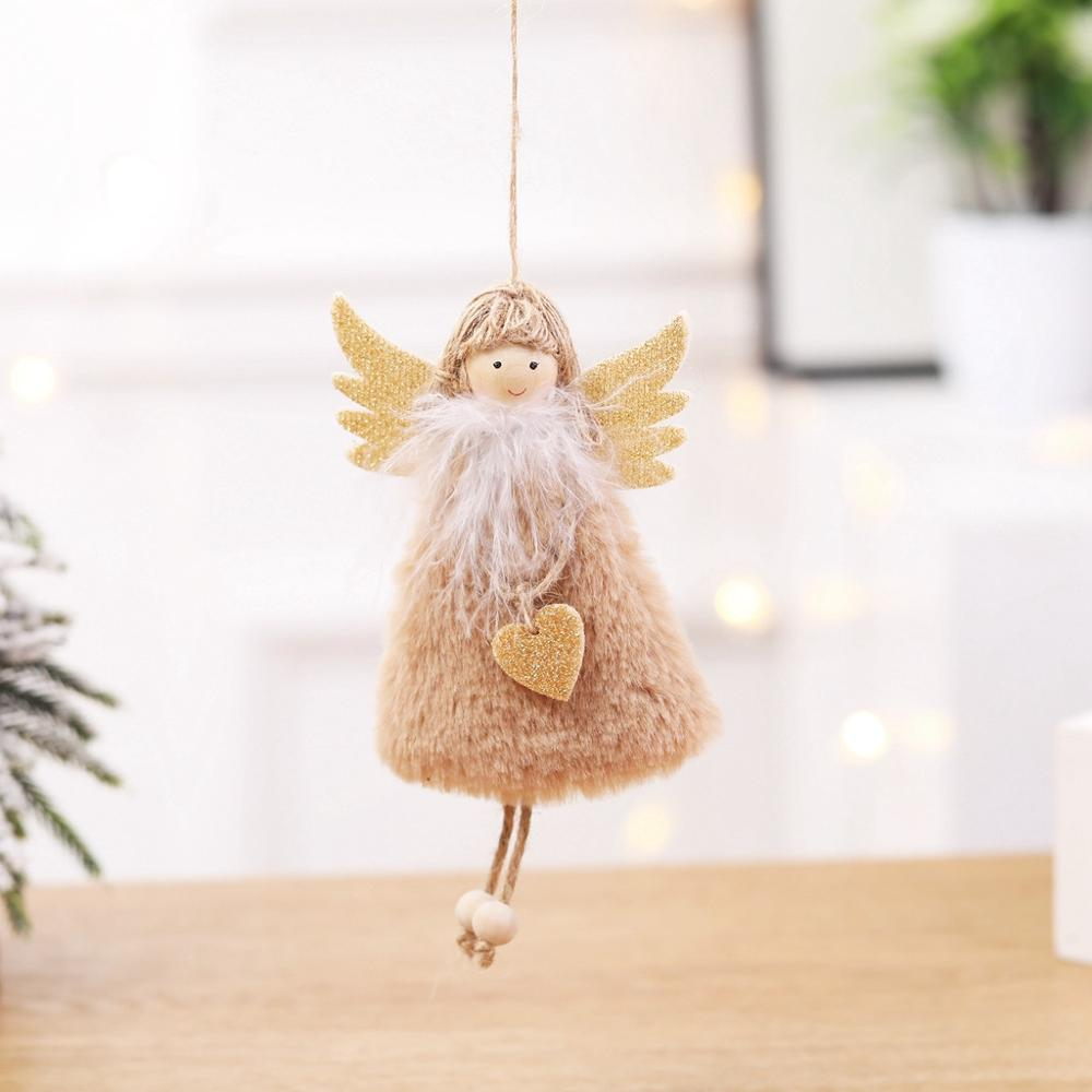 Christmas Plush Angel Doll