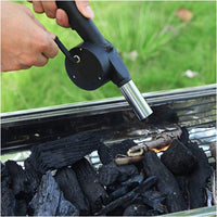 BBQ Hand-cranked Air Blower