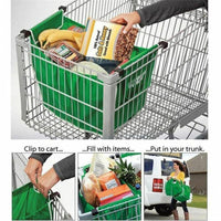 Reusable and Foldable Shopping Bag
