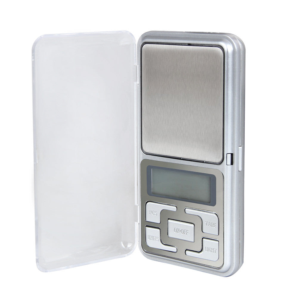 Digital LCD Weighing Scale