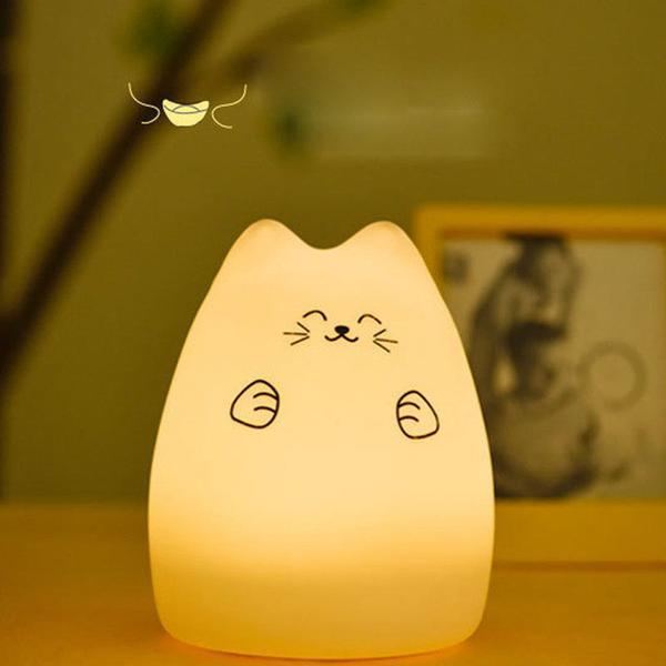 Cuteness Overload Led Lamp