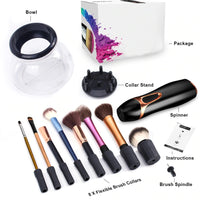 Spin Pro Make Up Brush Cleaner