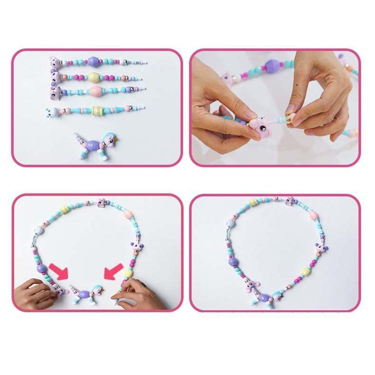 DIY Cute Magic Animal Bracelets