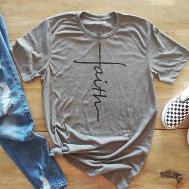 """Just Have Faith"" T-Shirt"