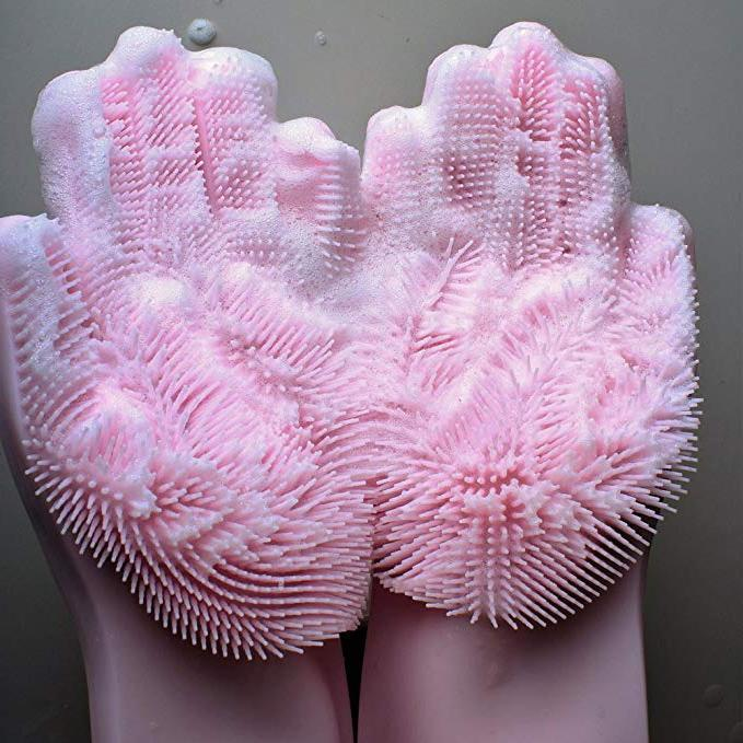 Original Magic Dishwashing Gloves (BPA Free)