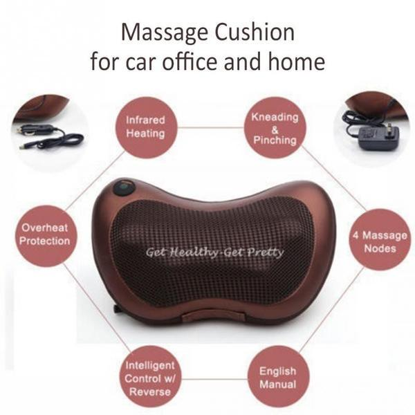 Infrared Rotating Massager