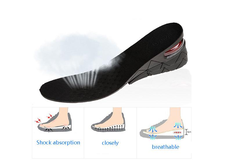 Height Boosting Insoles