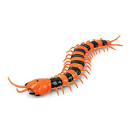 Electric Centipede Cat Teaser Toy with Remote