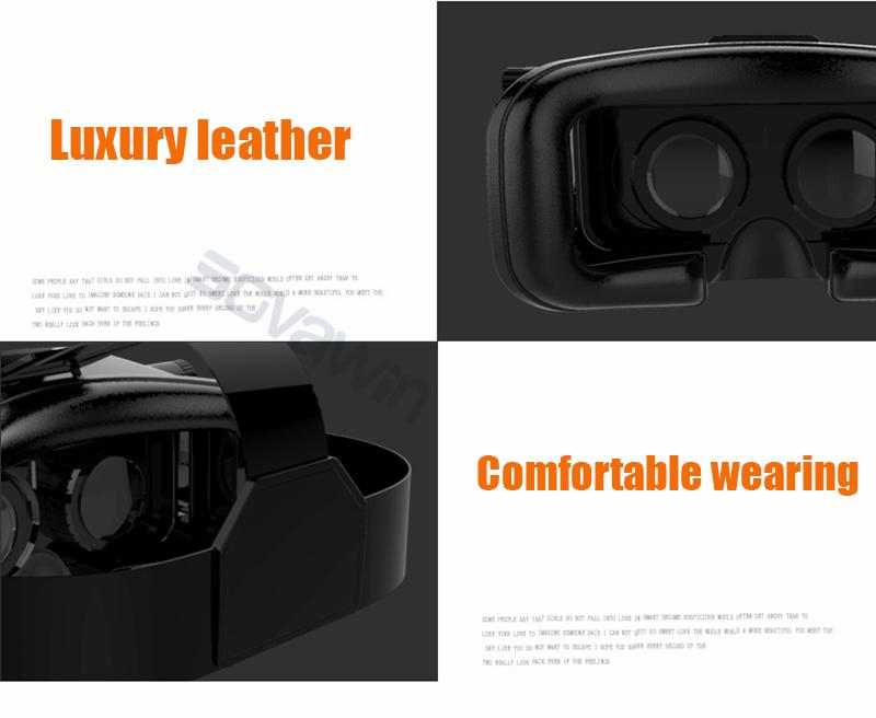 Pro Virtual Reality 3D Headset