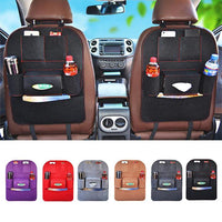 Car Back Seat Organizer Multi-Pocket