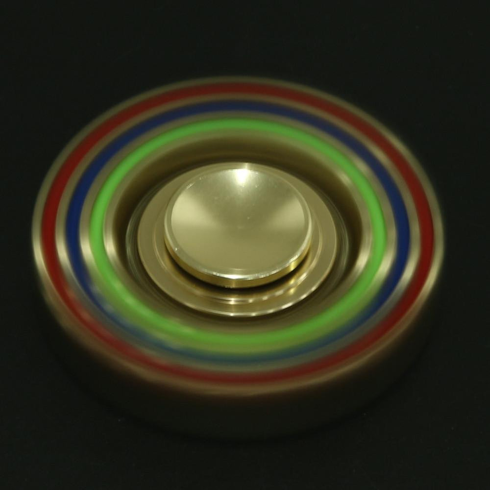 Rainbow Floating Spinner