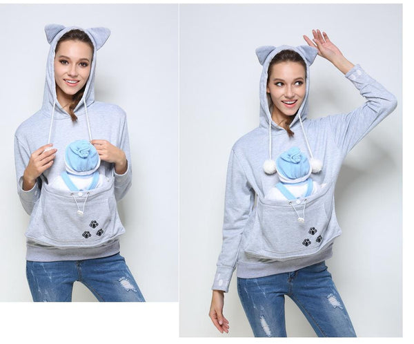 Cuddle Pouch Hoodie