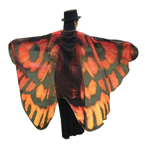 Butterfly Wing Scarf
