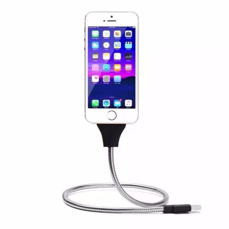 Flexible Smartphone Dock Charging Cable