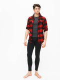 Blood, Sweat and Splits Flannel Shirt
