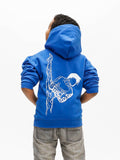 Taylor's Tattoo Tilt Zip Hoody - BOYS