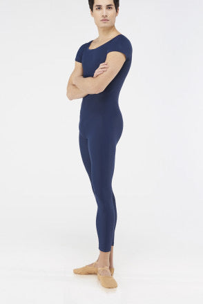 Capped sleeve unitard - MENS