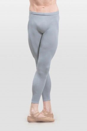 Microfibre Footless Tights - MENS