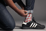 Christian Men's Dress Socks - Faith Walk