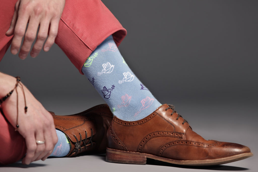 Christian Men's Dress Socks - Dynamic Faith