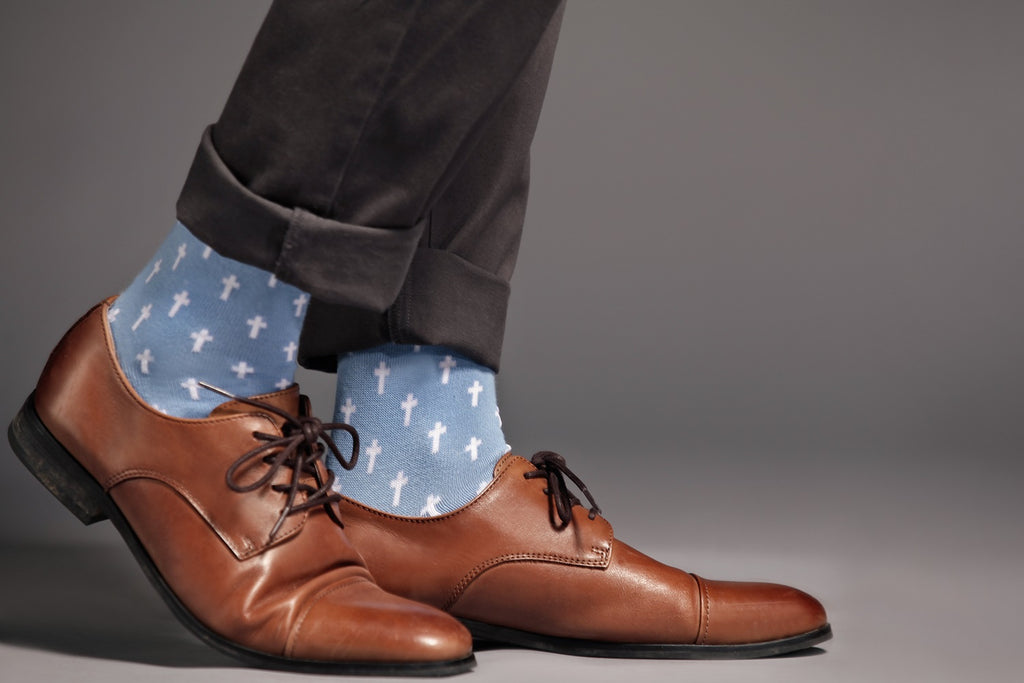 Christian Men's Dress Socks - Humble Faith