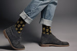 Christian Men's Dress Socks - Protected Faith
