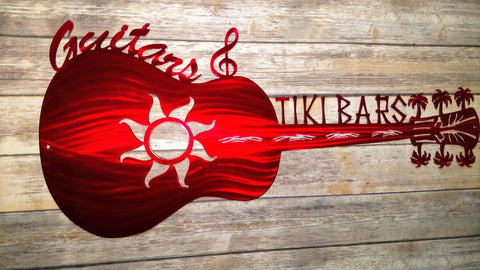 Guitars & Tiki Bars
