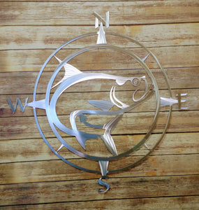 Tarpon Compass Rose