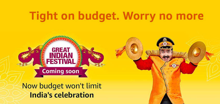 Amazon's Latest Great Indian Festival Band