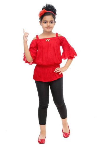 Girls Party(Festive) Top Pant