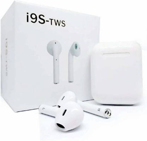 I9S Bluetooth Wireless Earphones 5.0 Bluetooth Headset