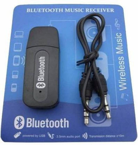 Car Bluetooth Device with 3.5mm Connector, Audio Receiver, MP3 Player
