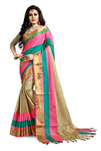 Load image into Gallery viewer, Cotton Silk Saree