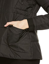 Load image into Gallery viewer, Qube By Fort Collins Women's Cape Jacket (39197_Black_XL)