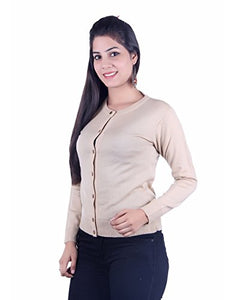 Ogarti woolen ladies cardigan