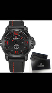 Naviforce Watches wirst Watch top Material and Branded and Imported Product